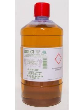 OLIO DI LEGNO (TUNG OIL)...